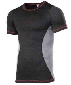 Kortärmad T-tröja för sport i Xerofeel™ funktionsmaterial