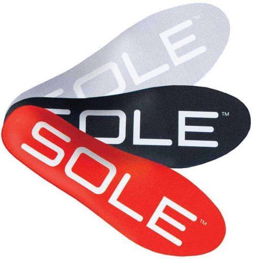 SOLE™ ortopediska iläggssulor