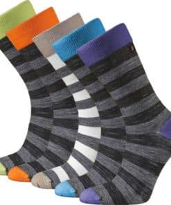 MerinoLinerStriped i olika färgval